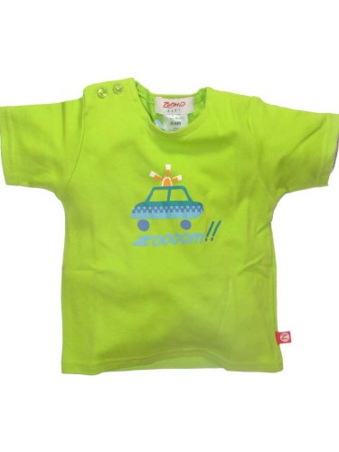 Zoom Rush Hour Short Sleeve T-Shirt by Zutano - Buy Zoom Rush Hour Short Sleeve T-Shirt by Zutano - Purchase Zoom Rush Hour Short Sleeve T-Shirt by Zutano (Zutano, Zutano Apparel, Zutano Toddler Boys Apparel, Apparel, Departments, Kids & Baby, Infants & Toddlers, Boys, Shirts & Body Suits)