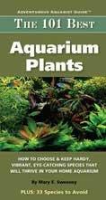 The 101 Best Aquarium Plants (Catalog Category: Aquarium / Books-marine)