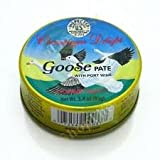 Giovanni's Goose Pate with Port Wine (3x95g/3x3.4oz)pack of 3