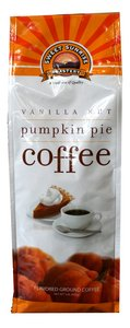 Vanilla Nut Pumpkin Pie Coffee, Ground, 1 Lb