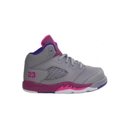 Toddler Girl Jordan Shoes front-1073321