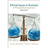 img - for Ethical Issues in Business: A Philosophical Approach 8th (eighth) edition book / textbook / text book