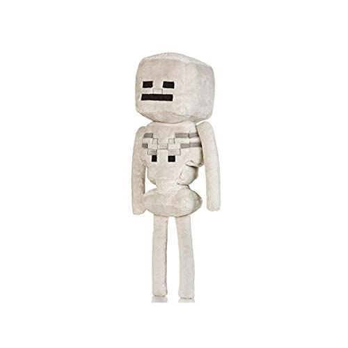 Jinx Minecraft 12 Skeleton Plush