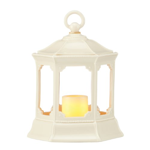 Lenox Illuminate Lantern Candleholder with Flameless Candle