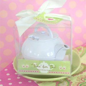 Amazon Time For Tea Teapot Timer