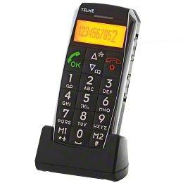 T�l�phone GSM EMPORIA TELME C135B GRIS