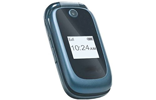 ZTE AT&T Z221 Unlocked GSM Flip Phone with 2