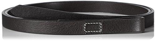 Marc O'Polo 601822103083-Cintura Donna, colore Blau (black 990), taglia 85