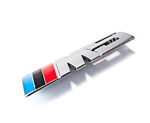 BMW M5 décalque avant emblème de calandre M voiture insigne métallique M5 nouvelle collection 2016