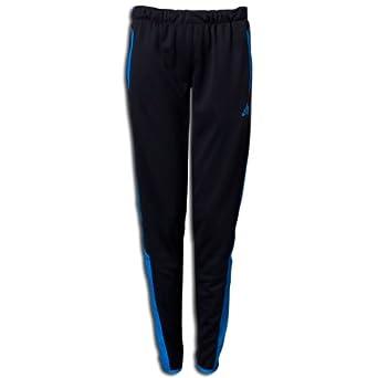 adidas Women's Tiro Speedkick Pant (Blk/Royal)
