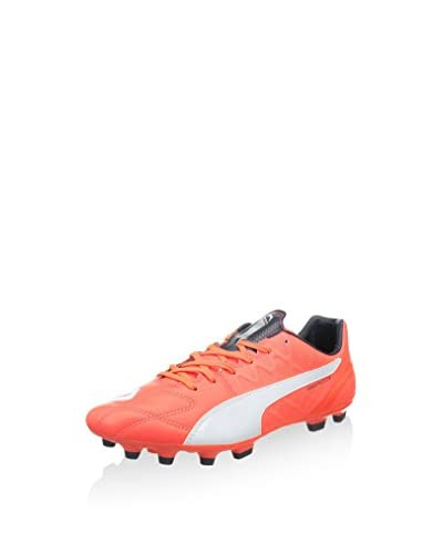Puma Zapatillas de fútbol evoSPEED 3.4 Lth AG Naranja