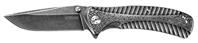 Kershaw 1301BW Starter Folding Knife with SpeedSafe from Kershaw Sporting Goods :: Combat Knife :: Tactical Knife :: Hunting Knife :: Fixed Blade Knife :: Folding Blade Knife