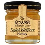 Rowse Beekeeper's Select English Wildflower Honey 43G