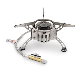 Brunton Lander Dual-Fuel Expedition Stove (Silver)