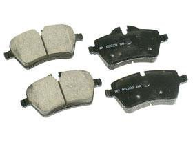 BMW Mini JCW Brake Pad Set Front CERAMIC Akebono