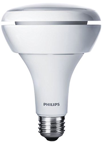 Philips 452326 65W Equivalent LED BR30 Daylight Dimmable Flood Light Bulb