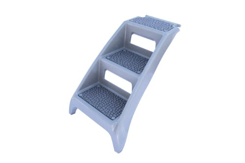 Booster Bath 3041 Grey Booster Step front-170992