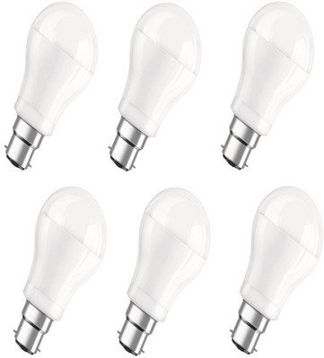 Dura 9W 6000K LED Blub (Cool Day Light, Pack of 6)