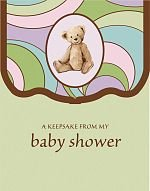 Parenthood Baby Shower Keepsake Registry - 1