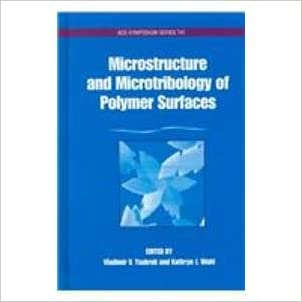 Microstructure and Microtribology of Polymer Surfaces (ACS Symposium Series)