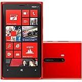 Nokia Lumia 920 レッド 海外Simフリースマートフォン Windows Phone 8【JAPAEMO製SIMアダプター付】