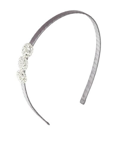 Marie Hayden Women's Rhinestone Button Headband