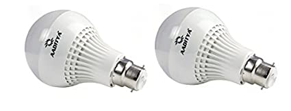 9W LED Bulb (Pack of 2)