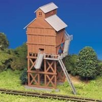 HO Snap KIT Coaling Station - Buy HO Snap KIT Coaling Station - Purchase HO Snap KIT Coaling Station (Bachmann Industries, Toys & Games,Categories,Play Vehicles,Trains & Railway Sets)