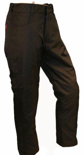 Da uomo disguised per impermeabile 5 tasca pantaloni