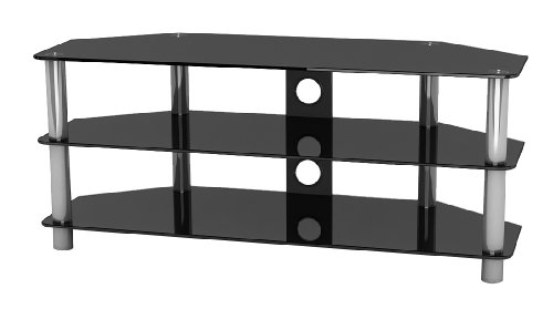 Buying Guide of  1home  Glass TV Stand for 32 upto 60 inch Plasma LCD LED 3D TV