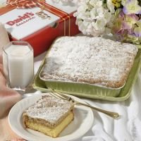 Mothers Day Gift Original Crumb Cake Tray