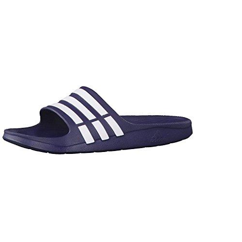 Adidas - Ciabatte da adulto, unisex, colore Blu (Blue), taglia 42