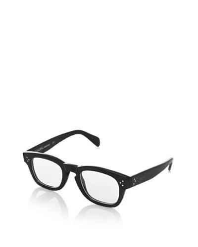 Celine Women's CL41332 Eyeglasses, Black As You See