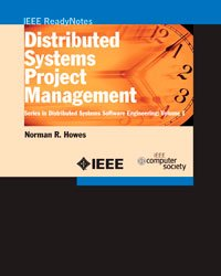 Distributed Systems Project Management