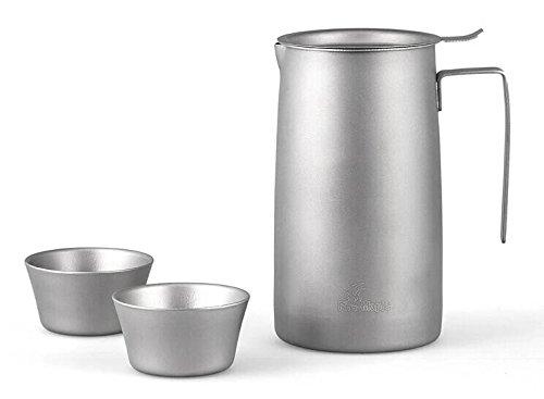 Titanium Tea Makers Titanium Tea Set Tea Ware