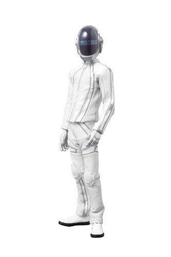 Medicom Daft Punk X Tron: Legacy: Guy-Manuel Real Action Hero Figure