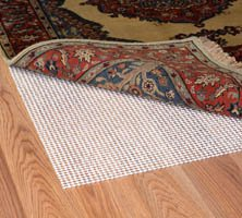 Ultra Stop Non-Slip Indoor Rug Pad, Size: 5\' x 8\' Rug Pad