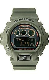 G-Shock Tough Solar Black Digital Dial Men's Watch #G6900KG-3