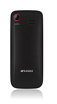 Sansui Z15 BLACK RED BLK