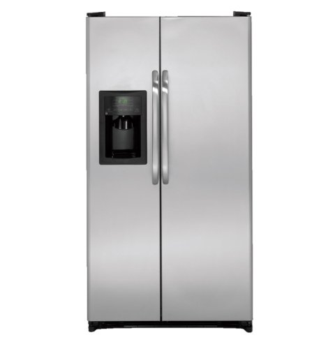 GE GSH25JSDSS 25.25 Cu. Ft. Stainless Steel Side-By-Side Refrigerator - Energy Star