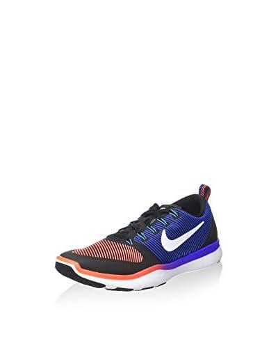 Nike Sneaker Free Train blau/rot