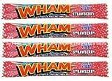 Wham bars strawberry x 10