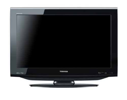 【エコポイント対象商品】 TOSHIBA LED REGZA 26V型 地上・BS・110度CSデジタルハイビジョン液晶テレビ ブラック 26RE1(K)