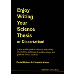 How To Write A Dissertation - Purdue University