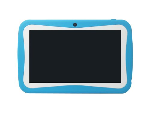 Generic 7 Inch Tablet Pc In Chidren Built-In Learning Software,Android4.1,16:9 800*480 Led Backlight Capacitive Touchscreen Tablet Pc Light Blue