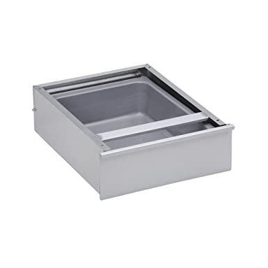 "Roller Bearing Single Drawer, with 20"" x 20"" plastic liner"