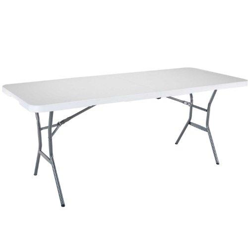 Lifetime 6ft Light Folding Trestle Table