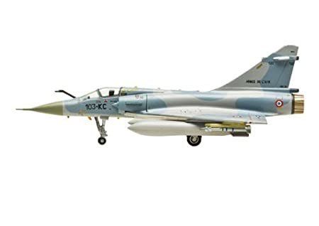 Mirage 2000-5 maquette avion échelle 1:200 French Air Force , Standard Livery