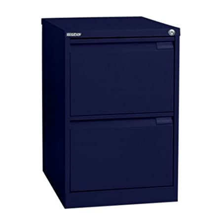 Bisley BS2E 2 71 cm Filing Drawer - Oxford Blue