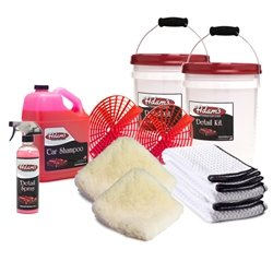 Adam's Complete 2 Bucket Car Wash Kit from Adam's Polishes